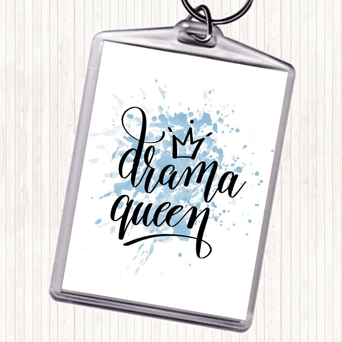 Drama Queen - Llavero con cita inspiradora: Amazon.es ...