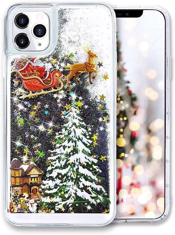 Christmas Santa Pattern iphone case