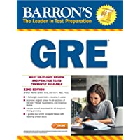 Barron's GRE with Online Tests