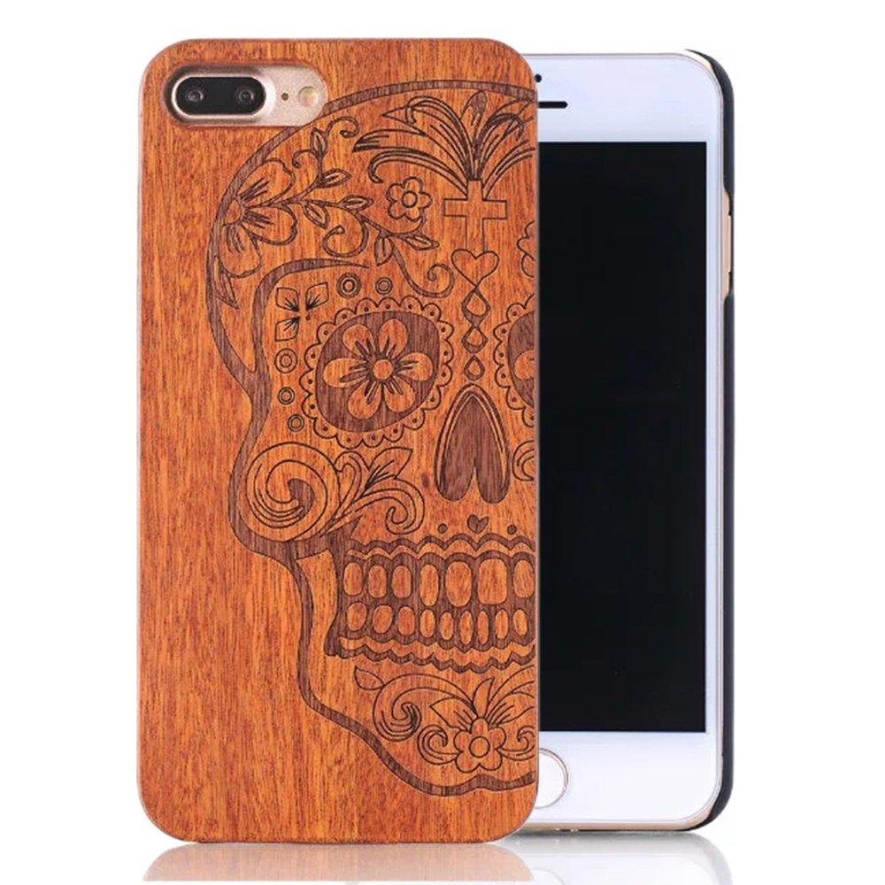custodia iphone 7 legno
