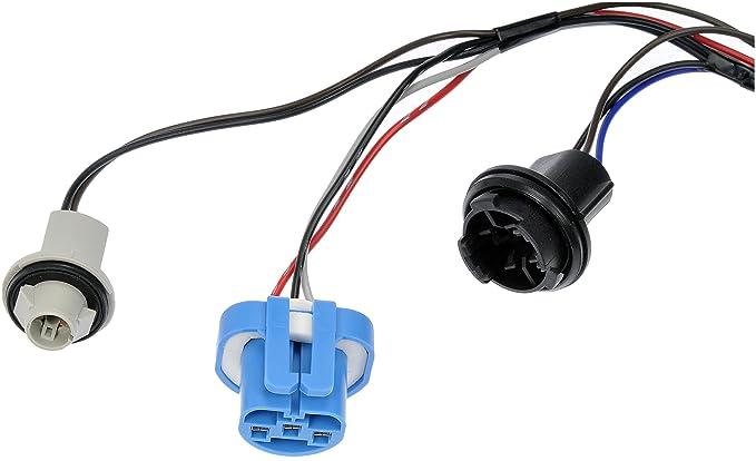 amazon com dorman 645 205 pigtail connector headlight automotive rh amazon com