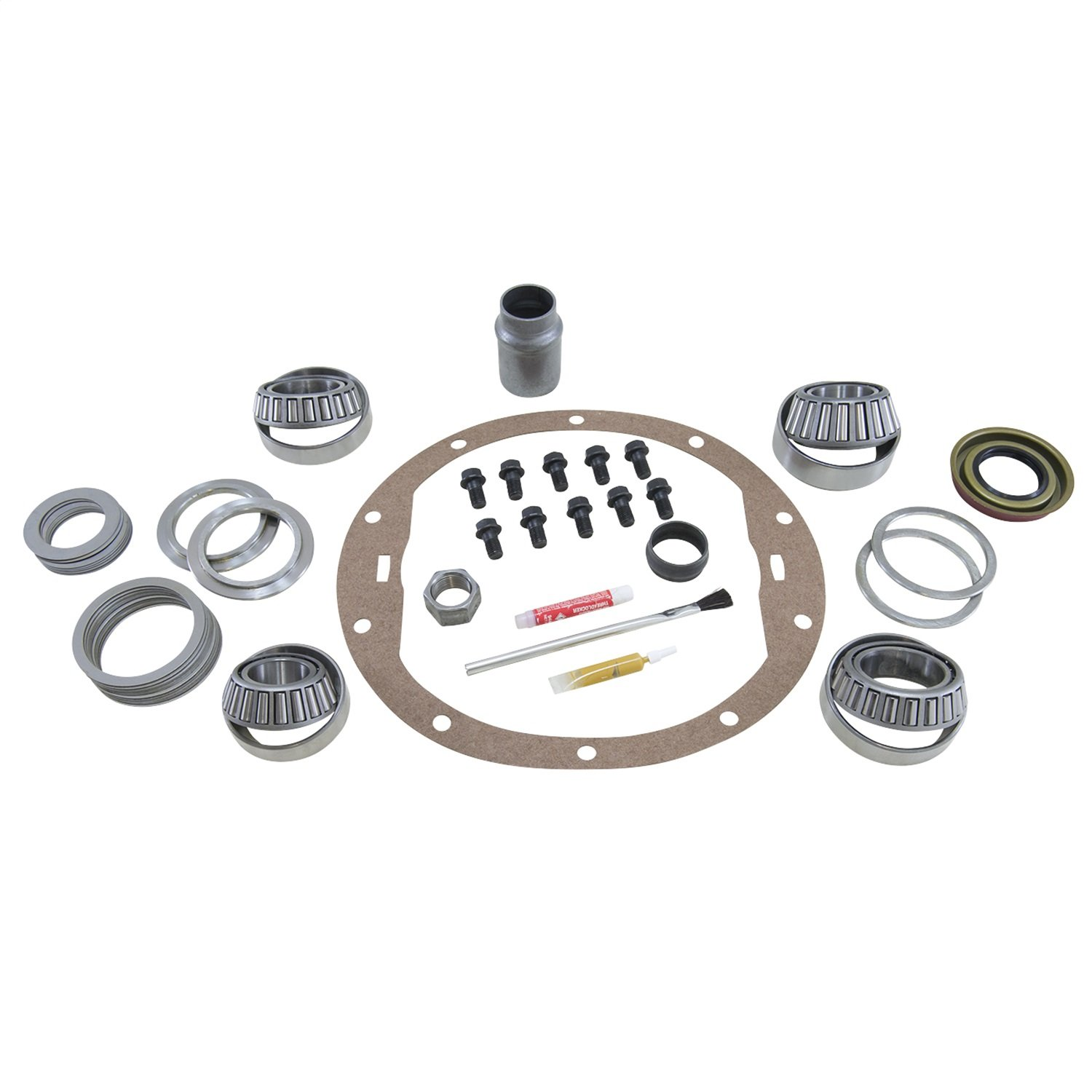 USA Standard Gear (ZK GM8.2) Master Overhaul Kit for GM 8.2'' 10-Bolt Differential