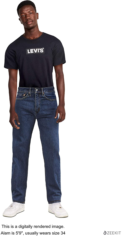 Amazon Com Levi S 550 Pantalon De Mezclilla Para Hombre Ajuste Holgado Clothing