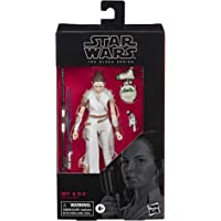 Star Wars The Black Series - Rey and D-O - Figuras a escala de 15 cm