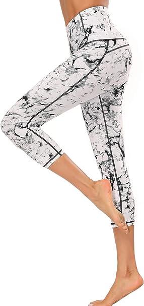 Amazon.com: X-Fit Pantalones de yoga de cintura alta para ...