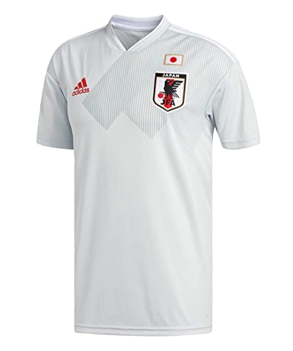 innovative design d5c15 dddb7 2018 World Cup of Soccer Team Japan Away adidas Replica Grey Jersey