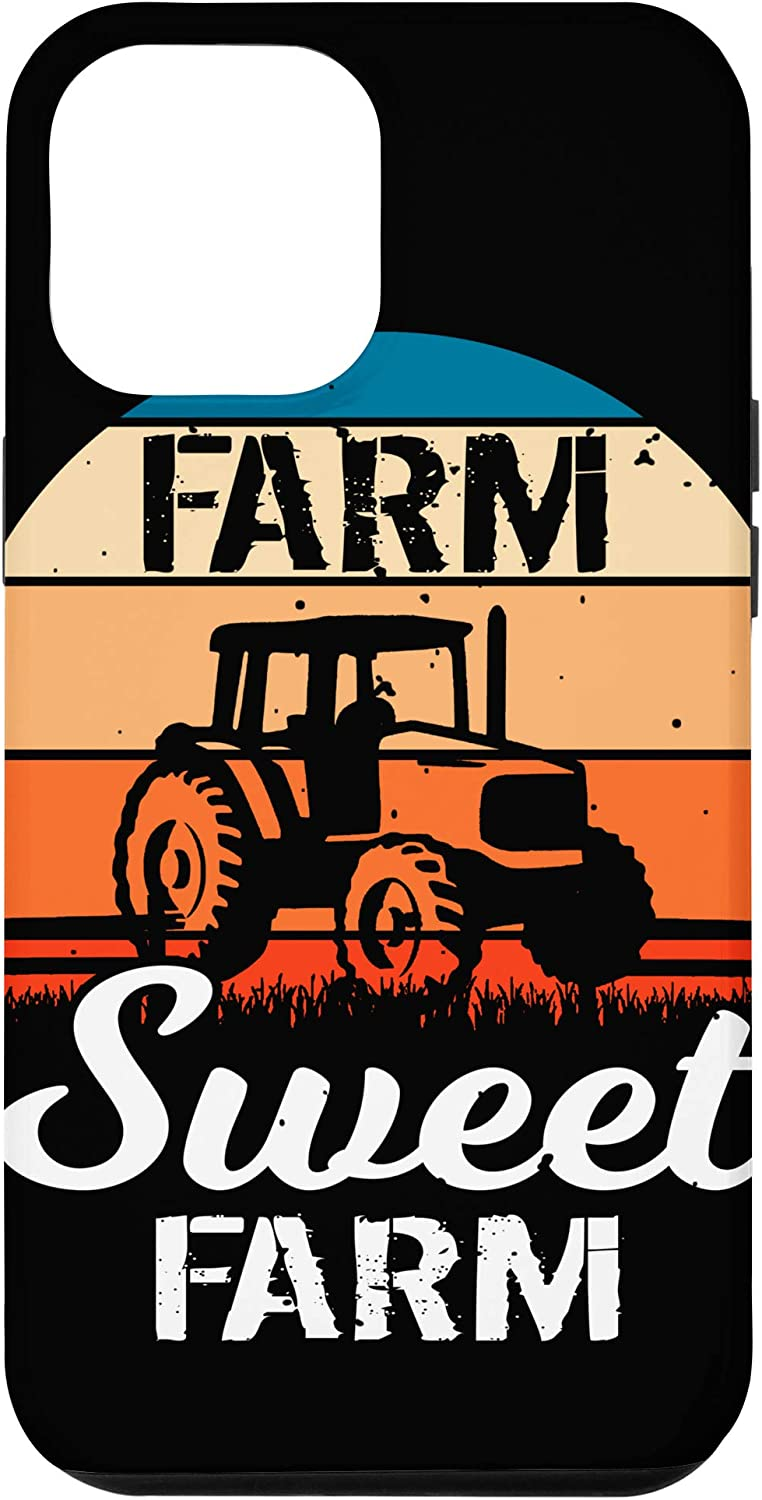 iPhone 12 Pro Max Farm Sweet Farm | Cool Home Farming Lover Gift Case