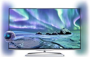 Philips 32PFL5008K/12 Ambilight - Televisor LED 3D con retroiluminación (32
