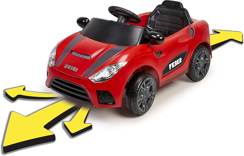 FEBER My Real Car - Coche eléctrico a bateria Interactivo, para niños y niñas de 18 meses a 4 años (Famosa 800012444) , color/modelo surtido