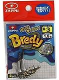 ZAPPU(ザップ) ブレディー #3 1.8g ウィロー.