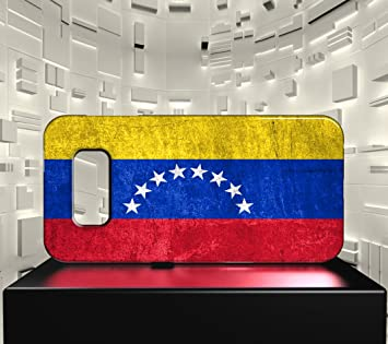 Funda Carcasa para Galaxy S8 Bandera VENEZUELA 01