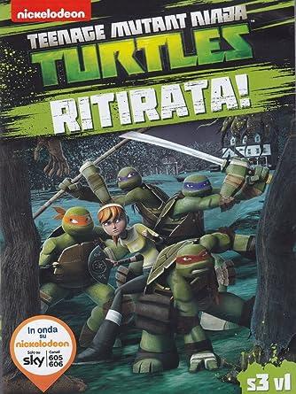 Teenage Mutant Ninja Turtles - Stagione 03 #01 - Ritirata ...