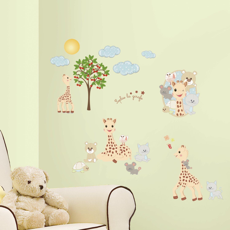 Stickers Sophie La Girafe