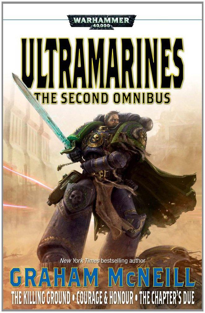 Ultramarines: The Second Omnibus pdf