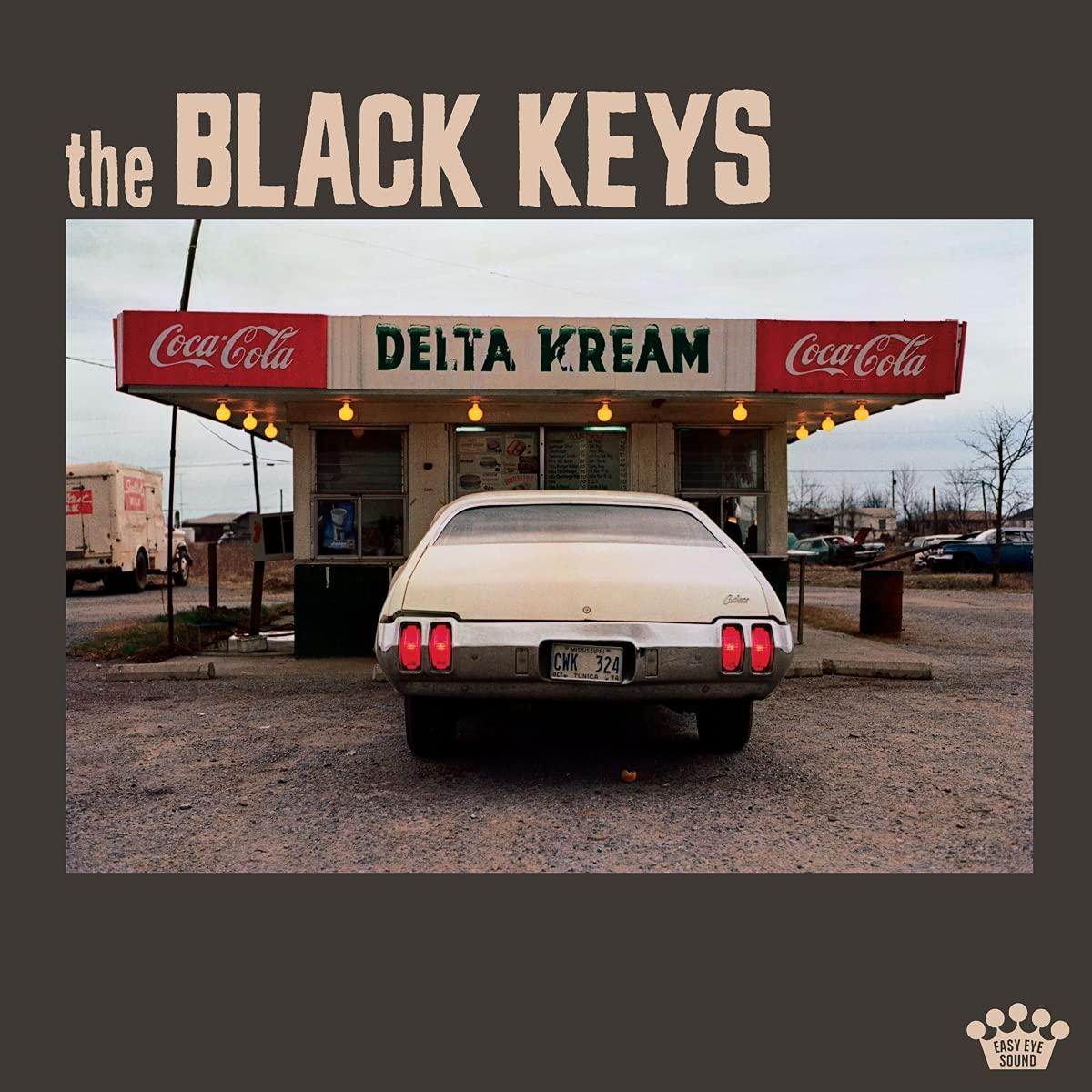 Book Cover: Delta Kream
