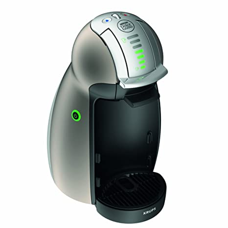 Amazon.com: Krups kp1509 Dolce Gusto Genio Titanio: Kitchen ...