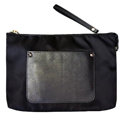 Amazon.com: Moda Wristlet Crossbody Bolsa de embrague ...