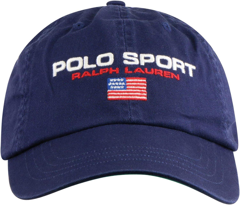 Gorra Polo Sport Golf Basic Azul Hombre Unica Azul: Amazon.es ...