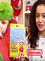 Super Mario Maker and Mario Amiibo Unboxing [OV]