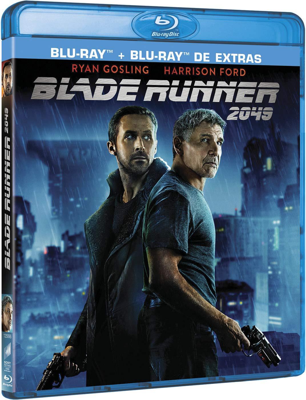 Blade Runner 2049 Blu Ray Blu Ray Extras Amazon De Dvd Blu Ray
