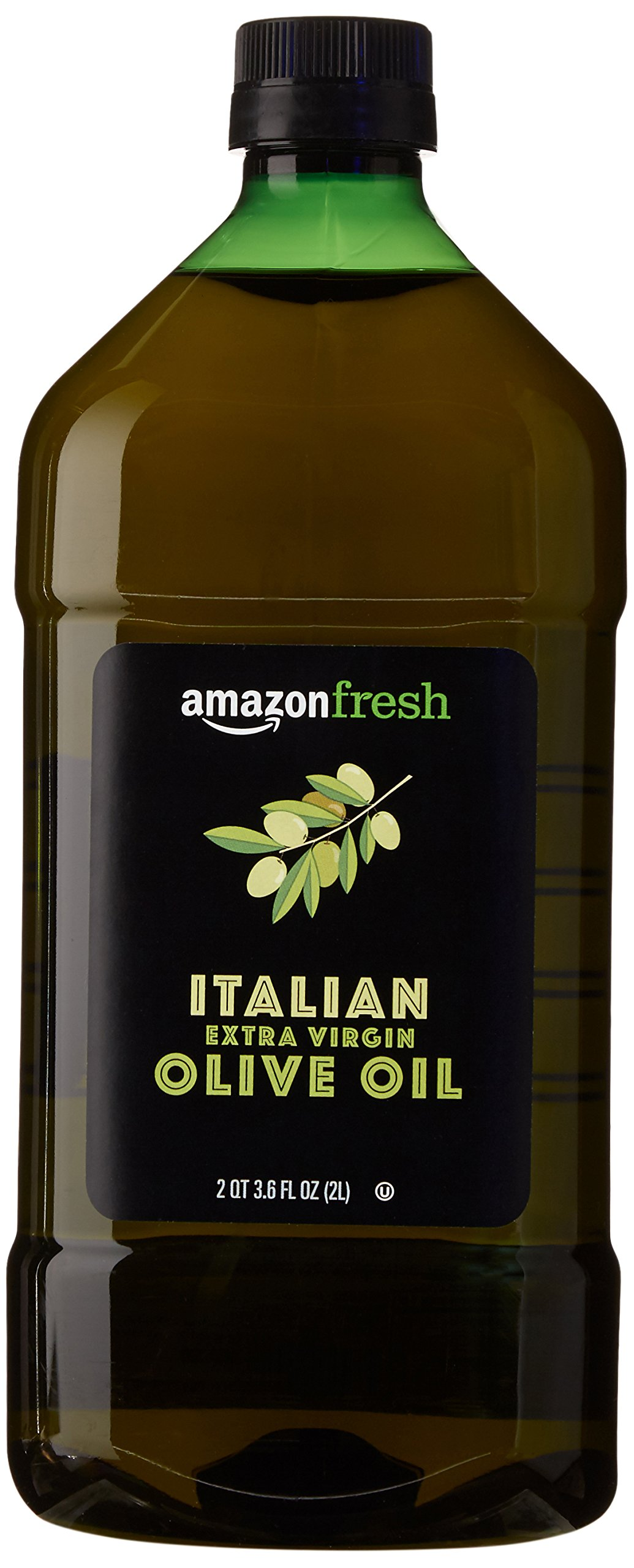 AmazonFresh Italian Extra Virgin Olive Oil, 68 Fl Oz (2L)