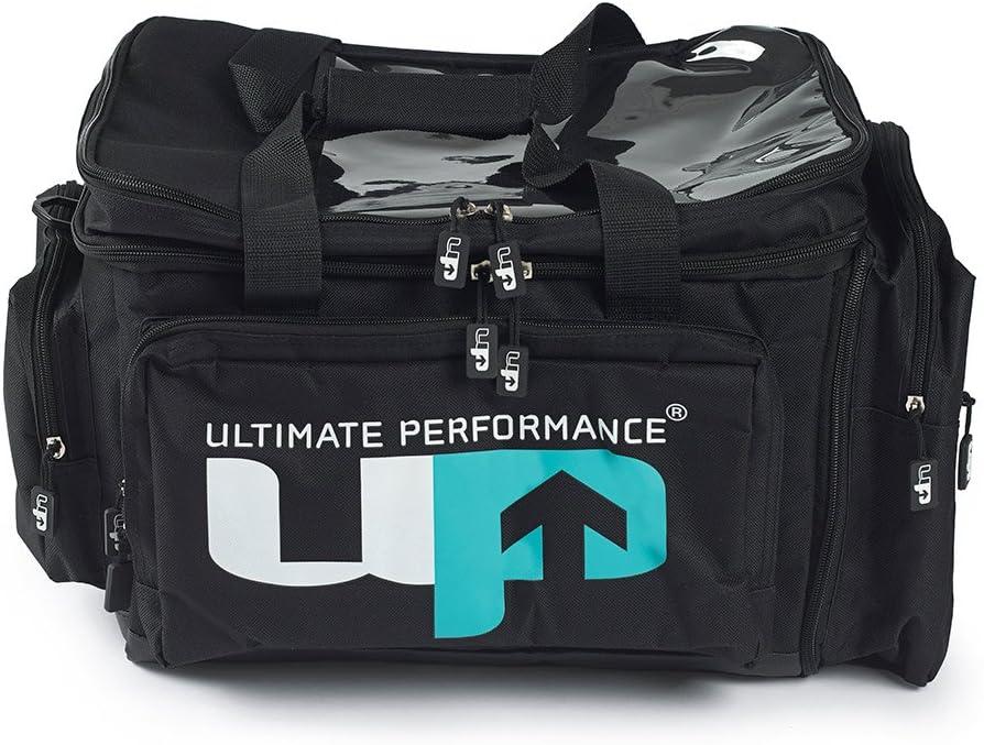 Ultimate Performance Physiotherapy Actividad Deportiva Kit de Primeros Auxilios Medical Bag - Espacio para Cintas, Aerosoles, yesos y más