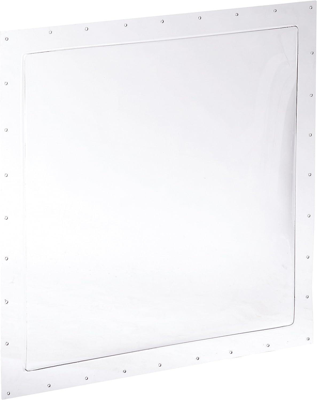 """Specialty Recreation (SL2222C) Clear 22"""" x 22"""" Skylight"""