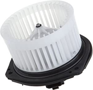 TUPARTS AC Conditioning Heater Blower Motor With Fan HVAC Motors Fit For 2002-2005 B-uick LeSabre, C-adillac DeVille/Seville, 2002-2003 O-ldsmobile Aurora, 2002-2005 P-ontiac Bonneville
