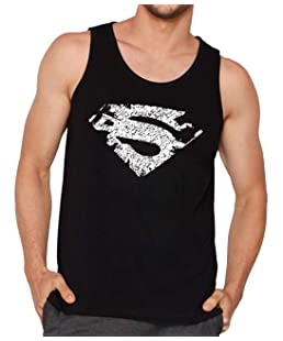 Veirdo Men's Cotton T-Shirt (Black_X-Large)