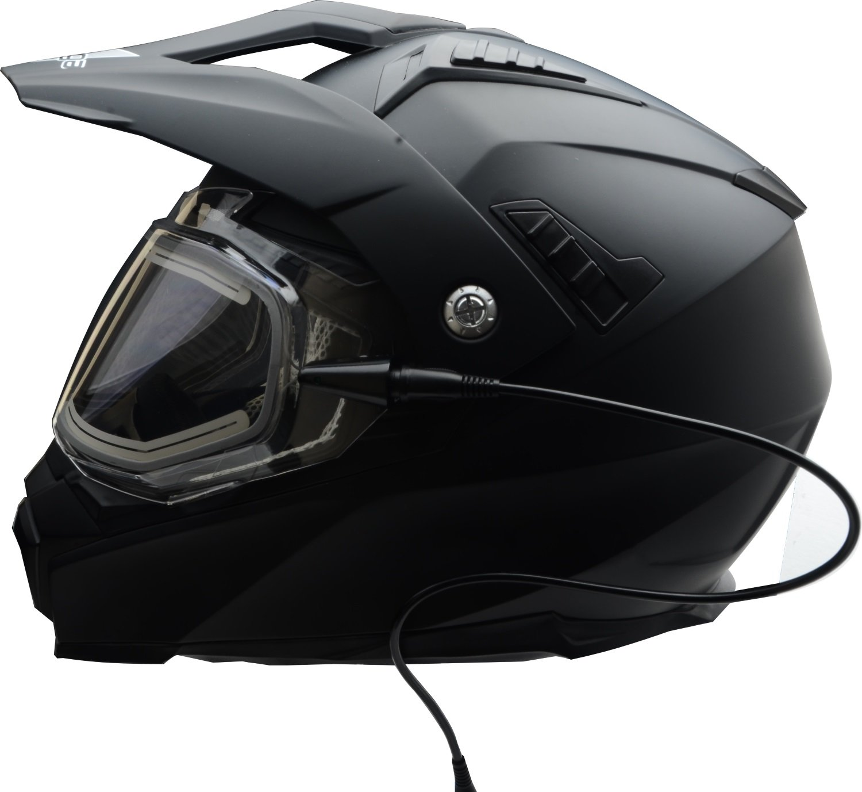 1 Pack 38200-054 Matte Black, Large Vega Helmets unisex-adult not applicable Electric Snow Helmet