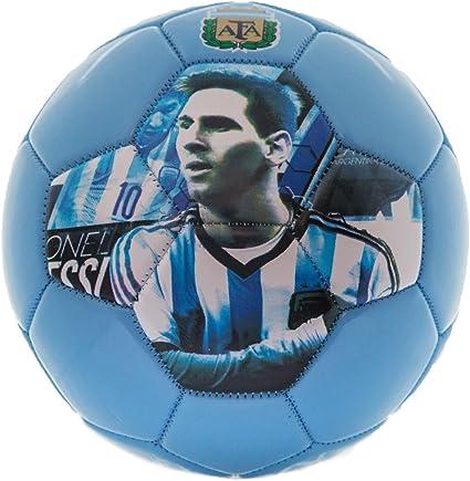 Messi Balón de fútbol Messi & Argentina balón de fútbol 32 Paneles ...