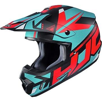Amazon.com: HJC Madax CS-MX 2 - Casco de moto para hombre, L ...