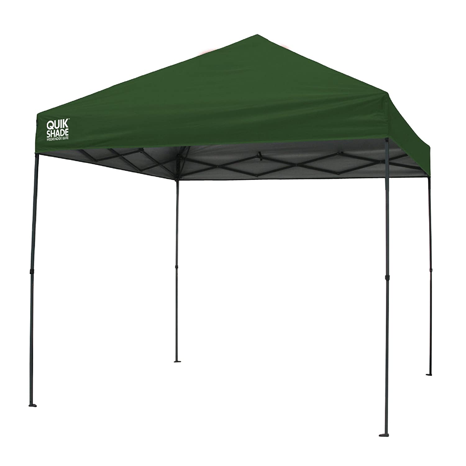 Amazon.com Quik Shade Weekender Elite WE100 10u0027x10u0027 Instant Canopy - Green Sports u0026 Outdoors  sc 1 st  Amazon.com & Amazon.com: Quik Shade Weekender Elite WE100 10u0027x10u0027 Instant ...