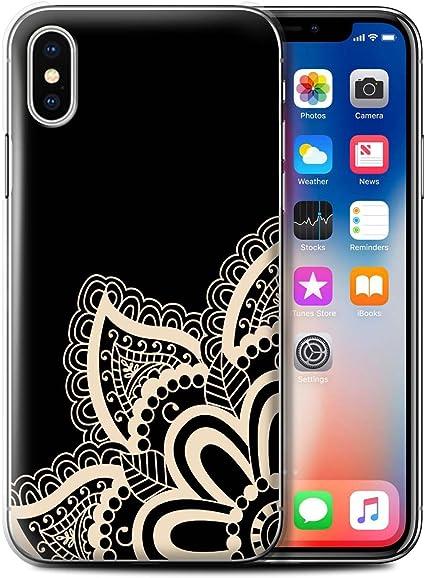 STUFF4 phone Case/Cover/Skin/ip-cc/Henna colección, Star, Apple ...