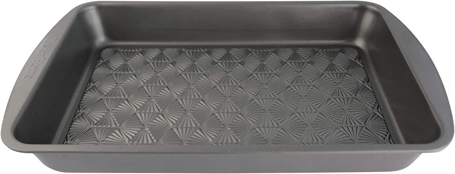 Taste of Home 13 x 9 inch Non-Stick Metal Baking Pan