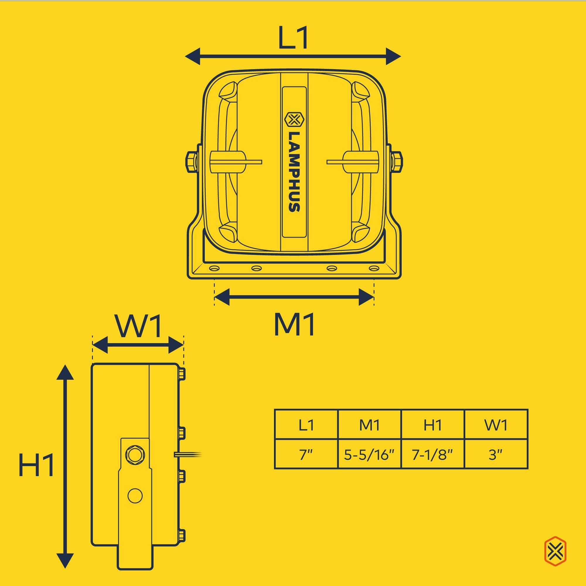 Lamphus Soundalert 12v 100w Electric Pol Buy Online In Bermuda At Desertcart