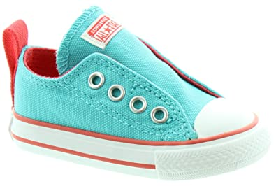 2eb8db5049ae Simple Slip Converse in Pink Turquoise