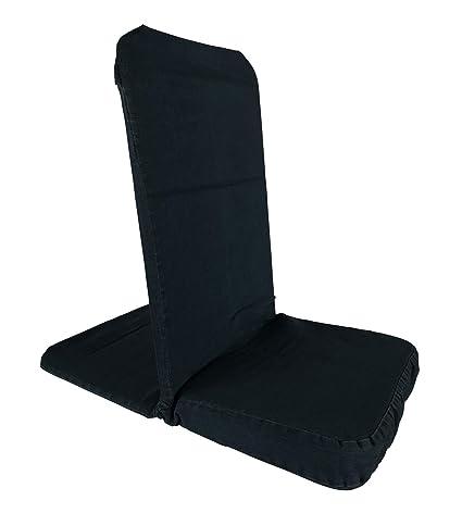 BackJack Floor Chair   Original (Dark Blue Denim)