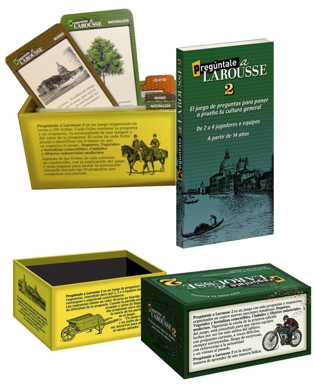 Preguntale A Larousse 2 Larousse Libros Ilustrados Practicos Ocio Y Naturaleza Ocio Spanish Edition Indurain Jordi 9788480169806 Amazon Com Books