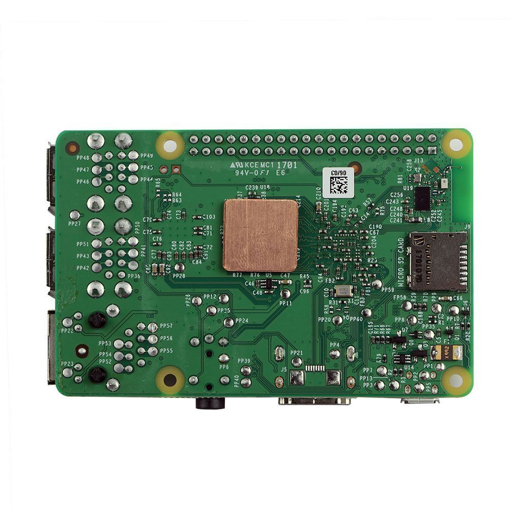 Green 3B Pi 2 Copper 3B+ 3M 8810 Thermal Conductive Adhesive Tape for Cooling Cooler Raspberry Pi 4 30pcs Pi Model B+ Easycargo 30pcs Raspberry Pi Heatsink Kit Aluminum