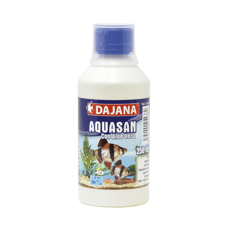 Dajana DJ110 Acondicionador Aquasan con Aloe Vera: Amazon.es: Productos para mascotas