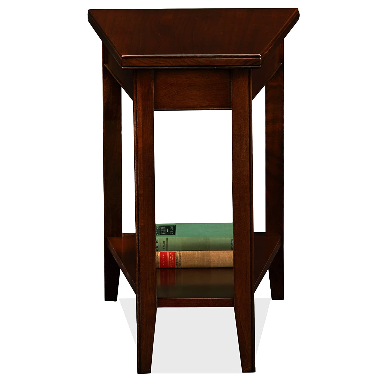 sc 1 st  Amazon.com & Amazon.com: Leick Laurent Recliner Wedge End Table: Kitchen \u0026 Dining islam-shia.org