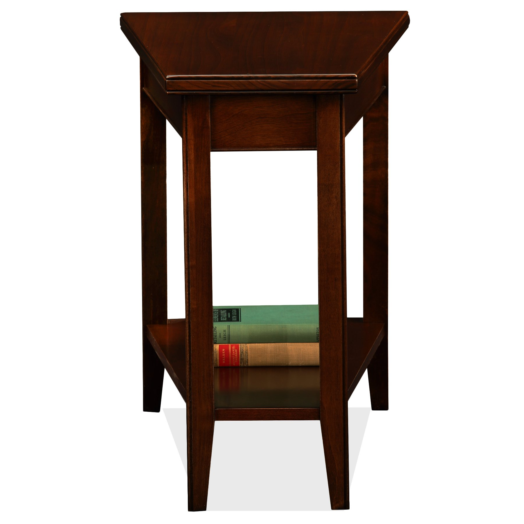 Leick Laurent Recliner Wedge End Table by Leick Furniture