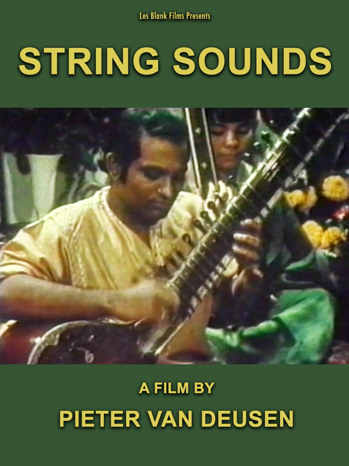 String Sounds on Amazon Prime Video UK