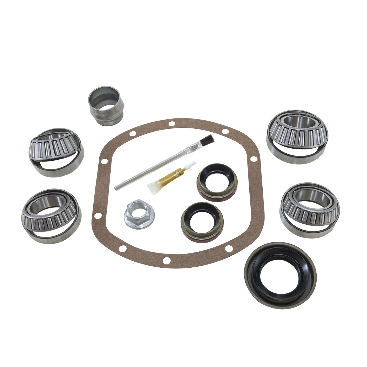 USA Standard Gear (ZBKD30-JK) Bearing Kit for Jeep JK Dana 30 Front Differential by USA Standard Gear
