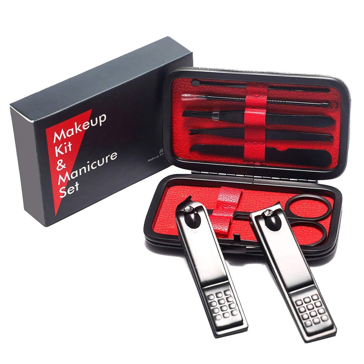 Nail Clippers for Men Women Stainless Steel