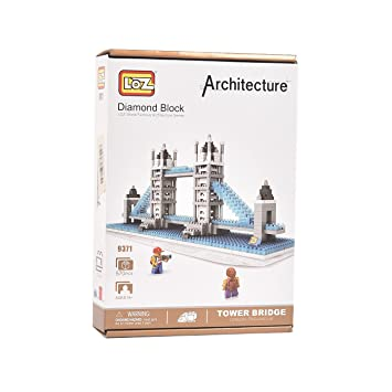 Buy TOKENZ Mini Tower London Bridge Assembly Set 570 Pcs Toys For Kids Birthday Gifts Online At Low Prices In India