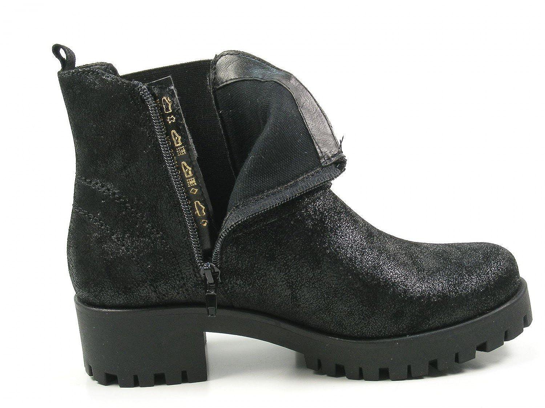Tamaris Damen Stiefeletten 1-1-25786-39 033 schwarz schwarz schwarz 381813 5eb0f5