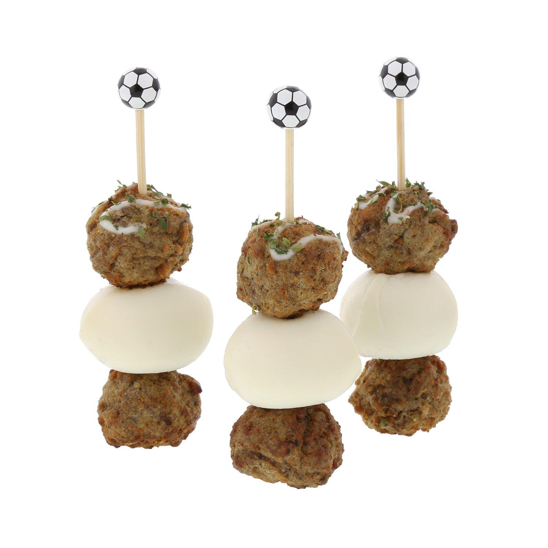 CiboWares 4.75'' Soccer Ball Picks, Case of 10,000
