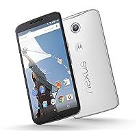 Nexus6 Y!mobile 32GB 白ロム ホワイト simフリー